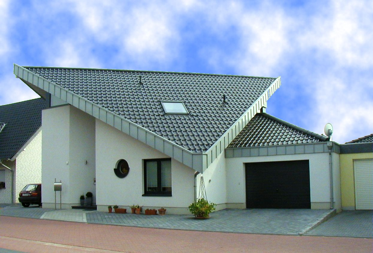 Neubau eines Einfamilienwohnhauses