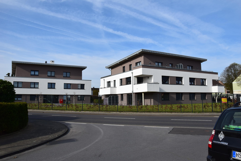 Neubau eines Wohn- und Seniorenparks mit Tiefgarage