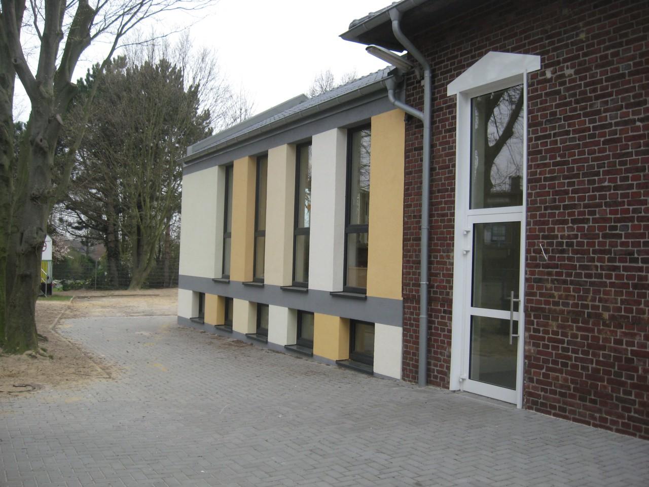 Umbau und Erweiterung Kindergarten