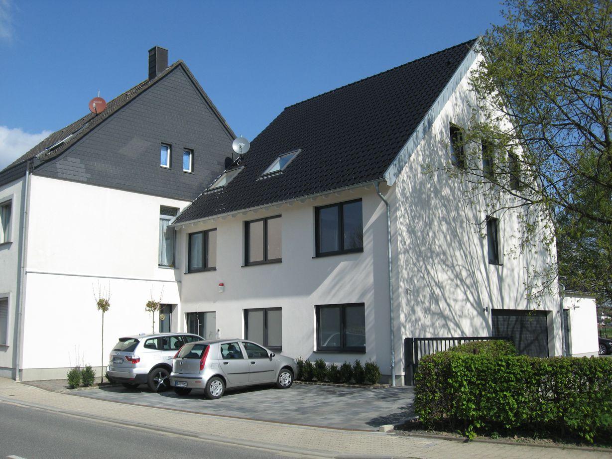 Neubau eines Mehrfamilienwohnhauses