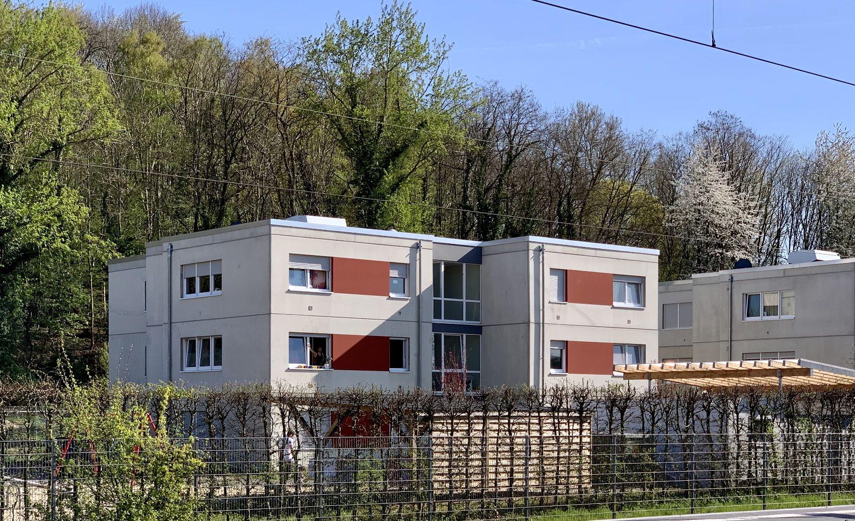 Neubau von Wohnungen für Flüchtlinge