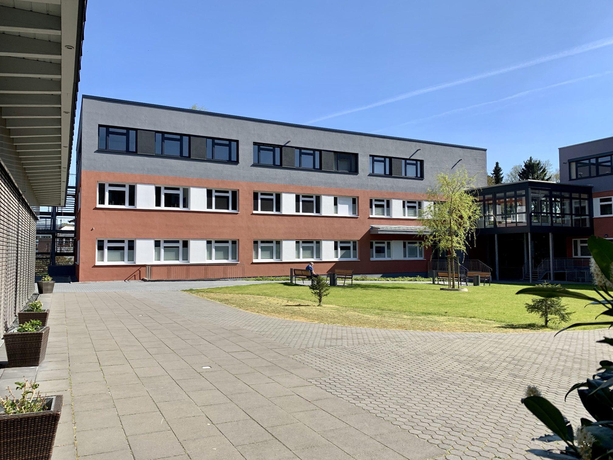 Erweiterungsneubau und Umbau der ambulanten Bestandsreha am St. Elisabeth-Krankenhaus